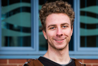 Meet Ross, published 2nd year R&D student