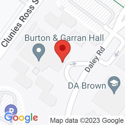 Burton and Garran Hall
