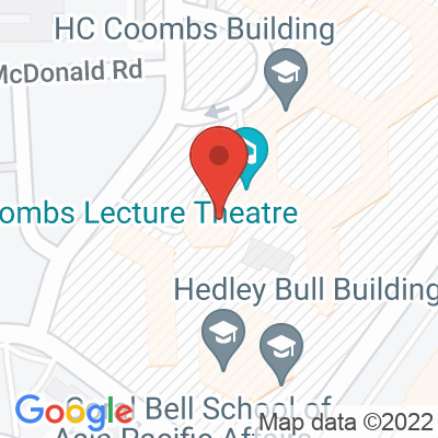 HC Coombs Lecture Theatre