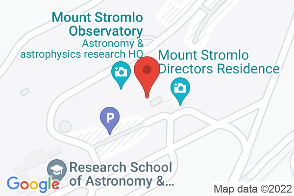 Mt Stromlo General Site