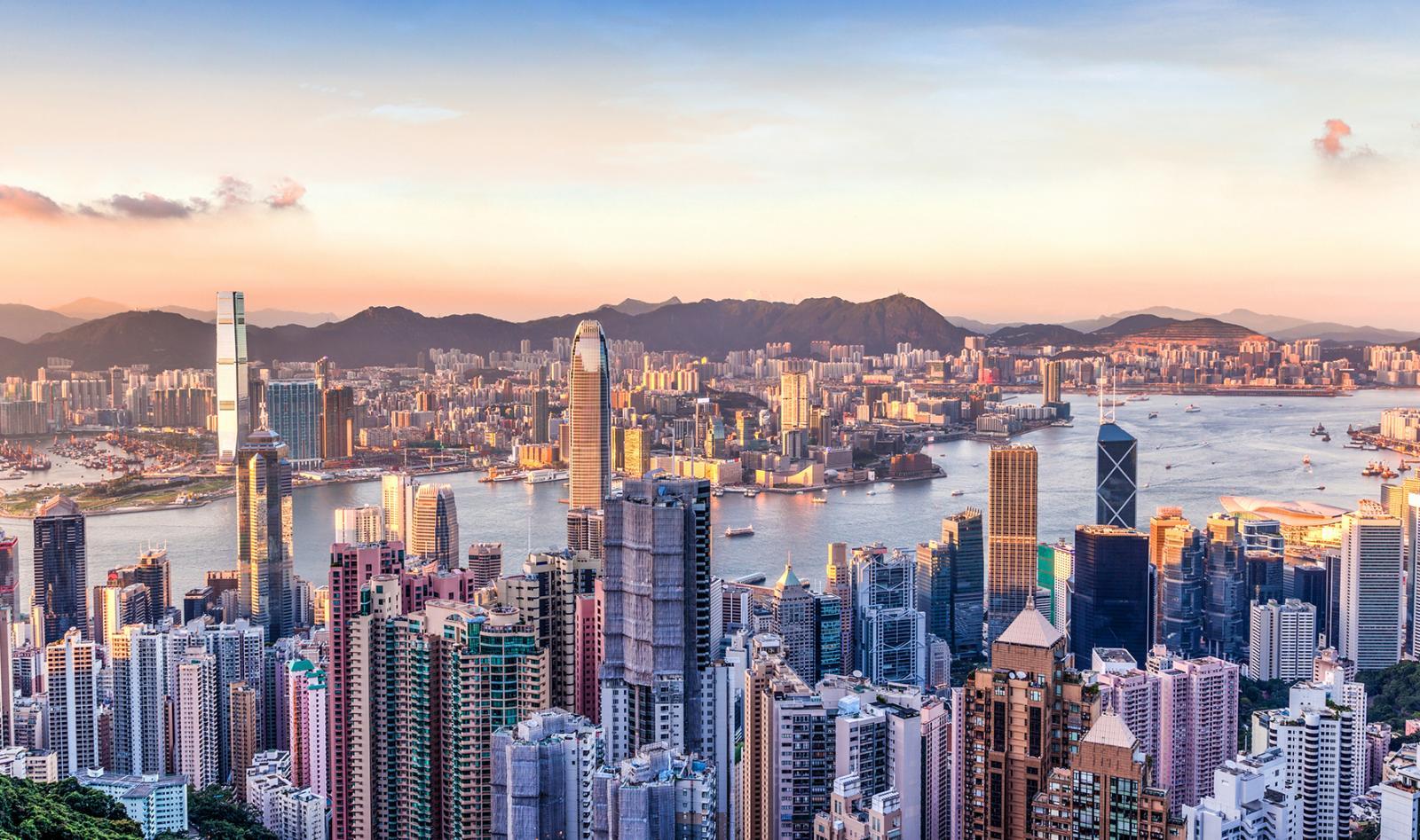 Hallitunkki Hong Kong