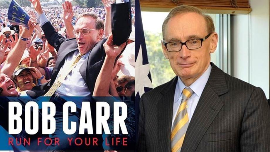 Meet the Author: Bob Carr - AN...
