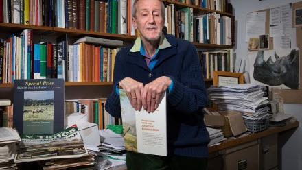Professor Colin Groves