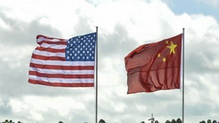 America and China's flags. Photo courtesy of U.S. Navy Mass Communication Specialist 1st Class N. Ross Taylor/Released, Flickr.