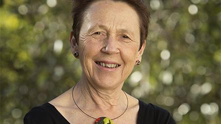 Professor Joan Beaumont.