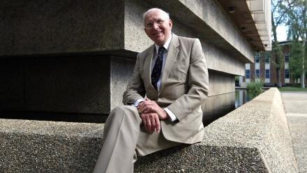 Professor John William White