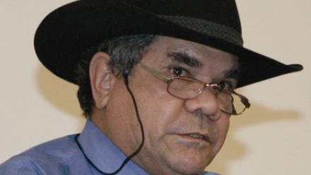 Photo of Professor Mick Dodson