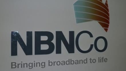 Photo of NBNCo logo