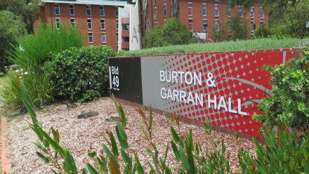 Picture of Burton and Garran Hall