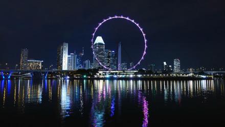 Summer in Singapore