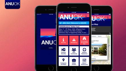 ANU ok app