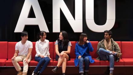 International students - ANU