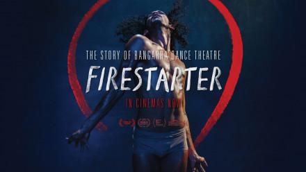 Firestarter film poster