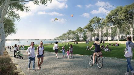 Campus Master Plan - Peninsula Hub