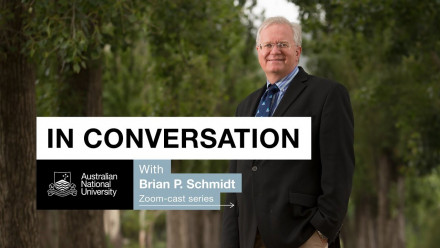 In conversation with Brian Schmidt cover image