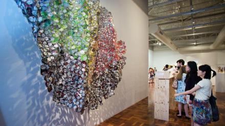 Visual Arts Exhibition at ANU