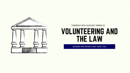 Volunteering and the Law