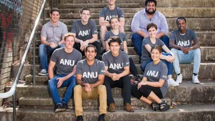 ANU Student Ambassadors welcome you to ANU
