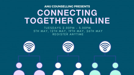 ANU Counselling - Connecting Together Online