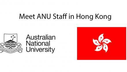 ANU in Hong Kong