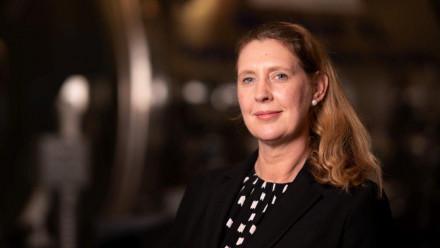 Photo of Professor Anna Moore