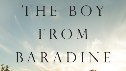 The boy from Baradine bookcover