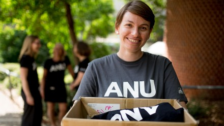 Meet ANU staff at the Adelaide Careers Expo