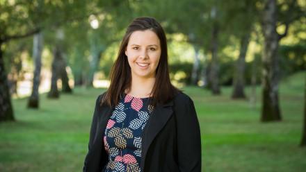 Ellie Wallis - current ANU student
