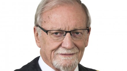 Professor the Hon Gareth Evans AC QC