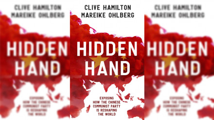 Hidden Hand book cover