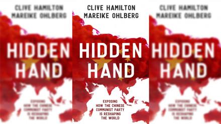 Hidden Hand book cover