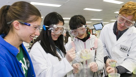 ANU Colleges of Science