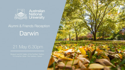 Darwin Alumni Reception