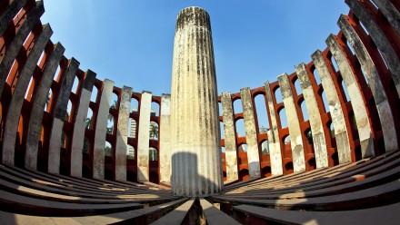 Jantar Mantar astronomical observatory, New Delhi