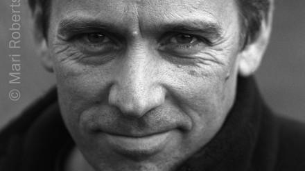 Portrait of Jasper Fforde