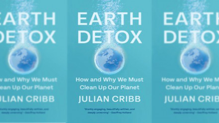 Book Cover: Earth Detox by Julian Cribb