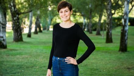 Current ANU student - Katarina Throssell