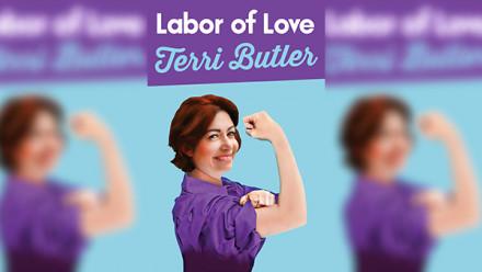 Labor of Love bookcover