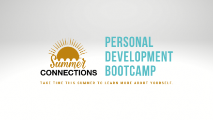 ANU Summer Connections Personal Development Bootcamp logo