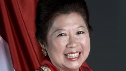 Picture of Dr Mari Elka Pangestu