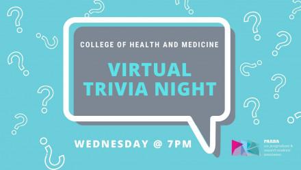 PARSA CHM Virtual Trivia Night
