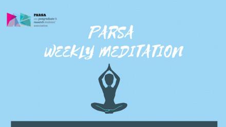 PARSA Weekly Meditation