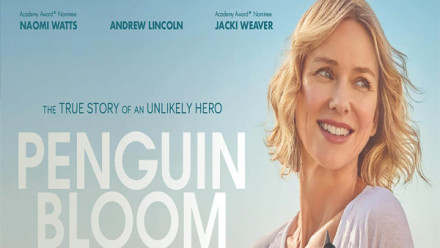 Penguin Bloom movie cover