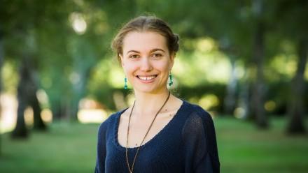 Current ANU student - Rachel Kirby