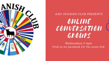 ANU Spanish Club Conversation Groups