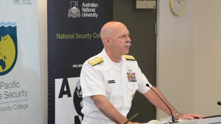 Admiral Scott H Swift