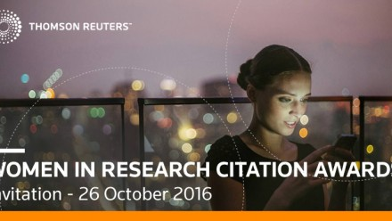 Women in research citation awards