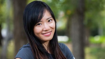 Yinli Wang - current ANU student