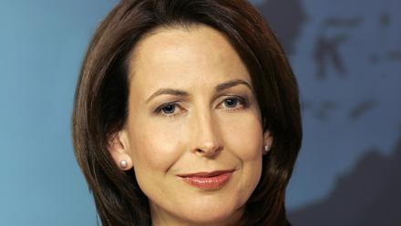 Portrait of Virginia Haussegger