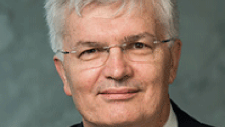 Professor Glyn Davis AC, Vice-Chancellor, University of Melbourne